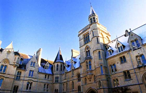 Study at Oxford-X-London University