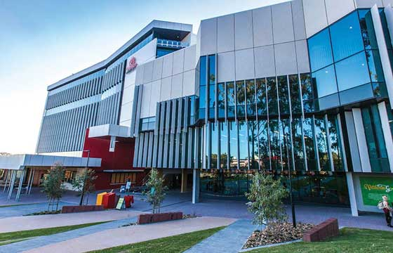 Study at University of Griffith