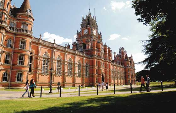 Study at Royal Holloway University of London