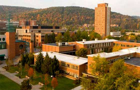 Study at SUNY-Binghamton University USA