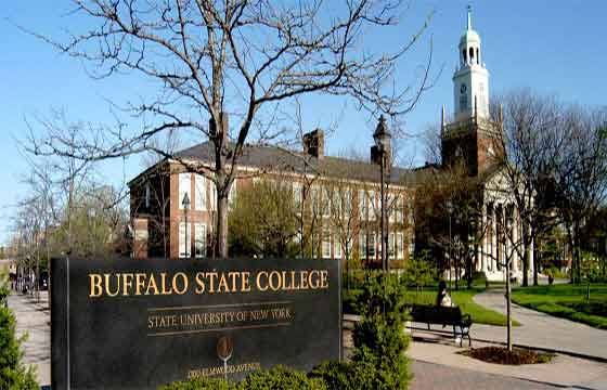 Study at SUNY-Buffalo State College USA
