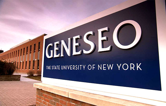 Study at SUNY Geneseo USA