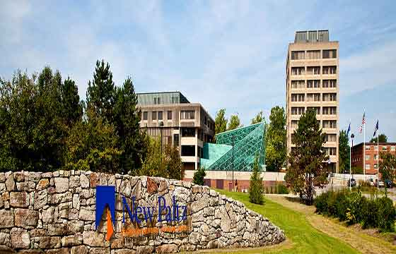 Study at SUNY-State University College at New Paltz USA