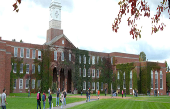 Study at SUNY-State University College at Potsdam USA