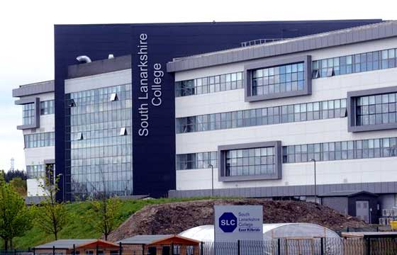 Study at South Lanarkshire College UK