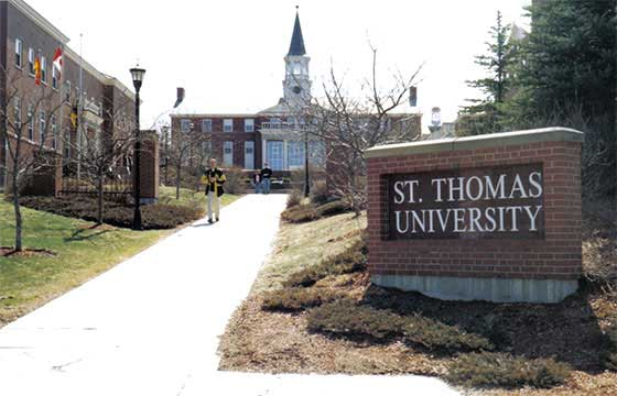 Study at St. Thomas University USA