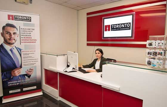 Study at Toronto School of Management