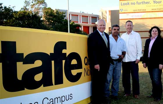 Tropical North Queensland Tafe In Australia