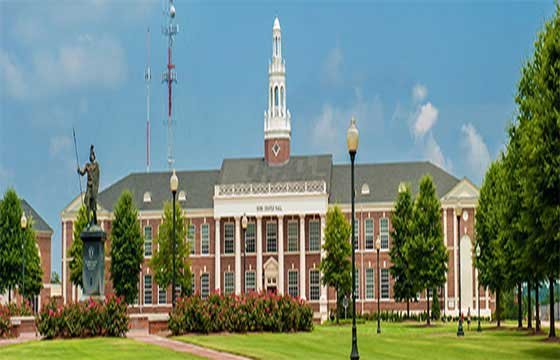 Study at Troy University USA