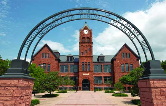 Study at University of Central Oklahoma USA