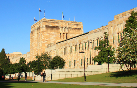 The University Of Queensland In Australia