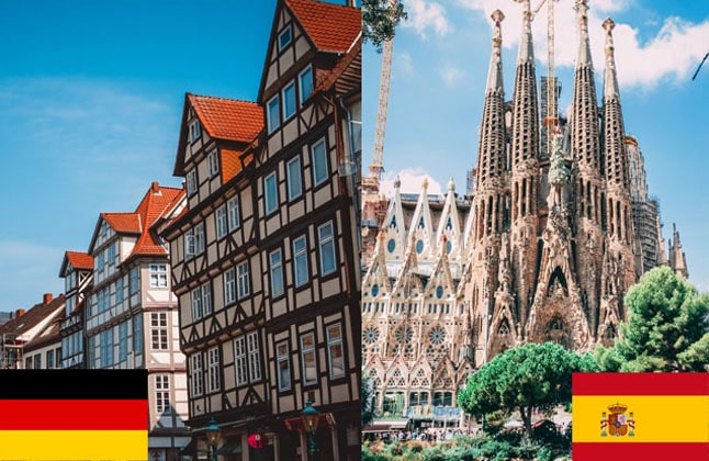 Popular Study Abroad Destinations