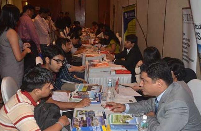 India's Largest International Education Fair